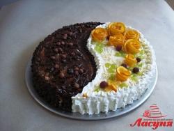 #п115(13) торт инь-янь