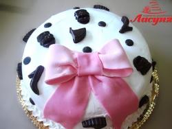 #п115(25) торт для девушки