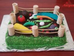 #п115(56) торт огород