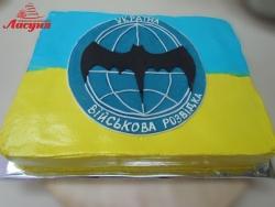 #п115(77) торт для военной разведке