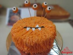 #п115(81) торт на Хеллоуин Helloween