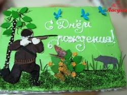 #п130(11) торт для охотников
