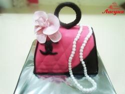 #п150(10) торт женская сумочка