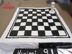 #п150(26) торт шахматы