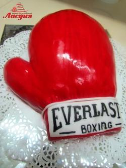 #п150(43) торт перчатка для бокса