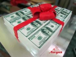 #п160(50) торт доллары
