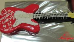#п160(55) торт гитара