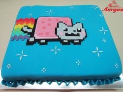 п180(18) торт nyan cat