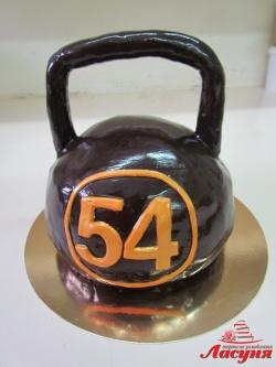 #п180(26) торт гантеля