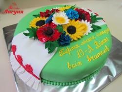 #п180(8) торт для учителя