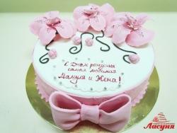 #п200(47) торт для мамы и жены