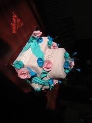 #c220 (19) свадебный торт с калами и розами
