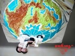 #c220 (30) свадебный торт планета Земля