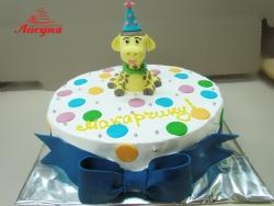 #д180(51) торт жираф для мальчика