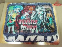 #д200(31) торт Монстер Хай monster High