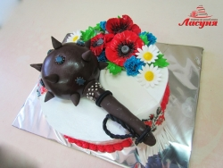 #п220(26) торт Булава