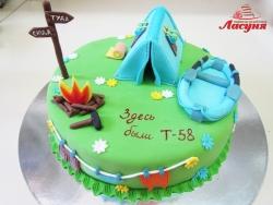 #п220(28) торт Турист