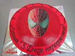 #д160(59) торт Спайдермен | Человек Паук | Spiderman