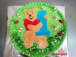 #д160(60) торт Винни Пух