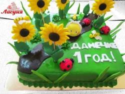 #д300(3) торт Колобок