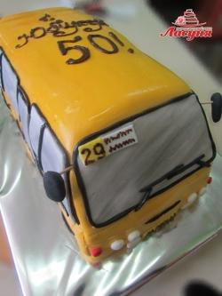 #п220(32) торт Маршрутка автобус Богдан
