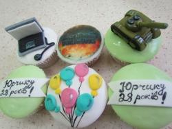#кап25 капкейки World of Tanks