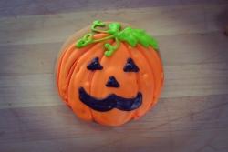 #прян(6) пряник на Хеллоуин Тыква