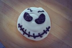 #прян(9) пряник на Хеллоуин Мордочка