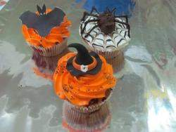 #кап36 капкейки на Хеллоуин