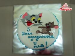 #д180(63) торт Том и Джерри
