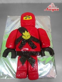 #д200(40) торт Лего Ниндзяго
