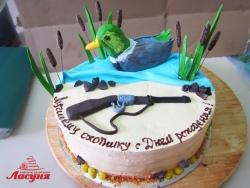 #п220(31) Торт охотнику