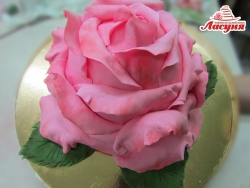 #п220(39) торт Бутон розы