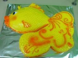 #д180(65) торт Золотая Рыбка