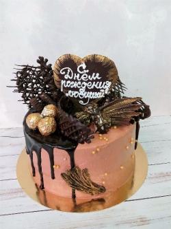 #п180(47) Торт для коханого чоловіка