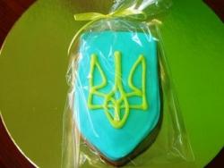 Пряник Герб України