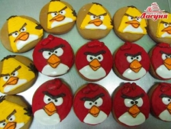 Пряник Angry Birds
