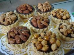 Корзинка з горіхами